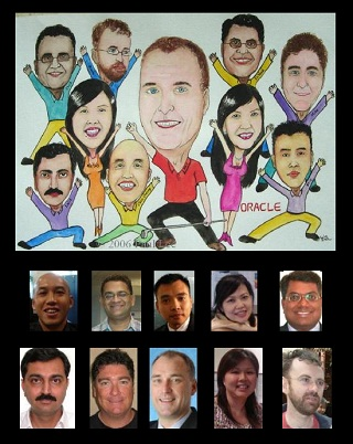Caricature Art Gallery 8